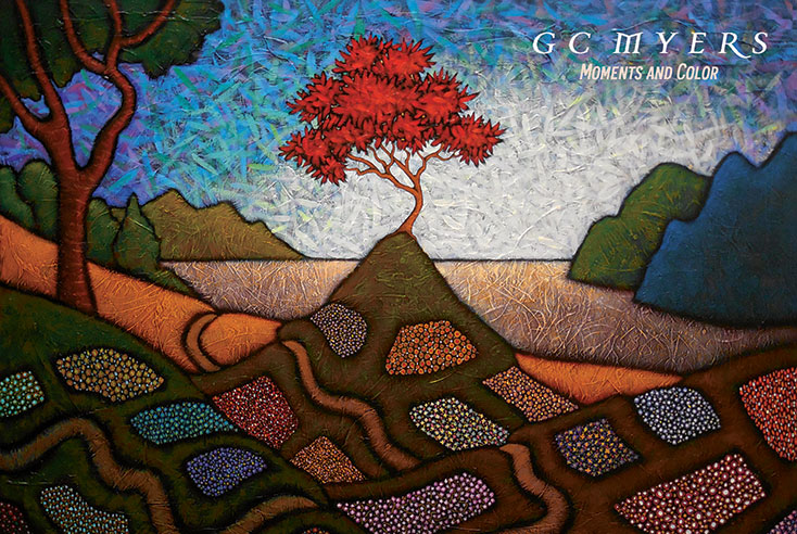"GC Myers Exhibit: ""Moments and Color"""