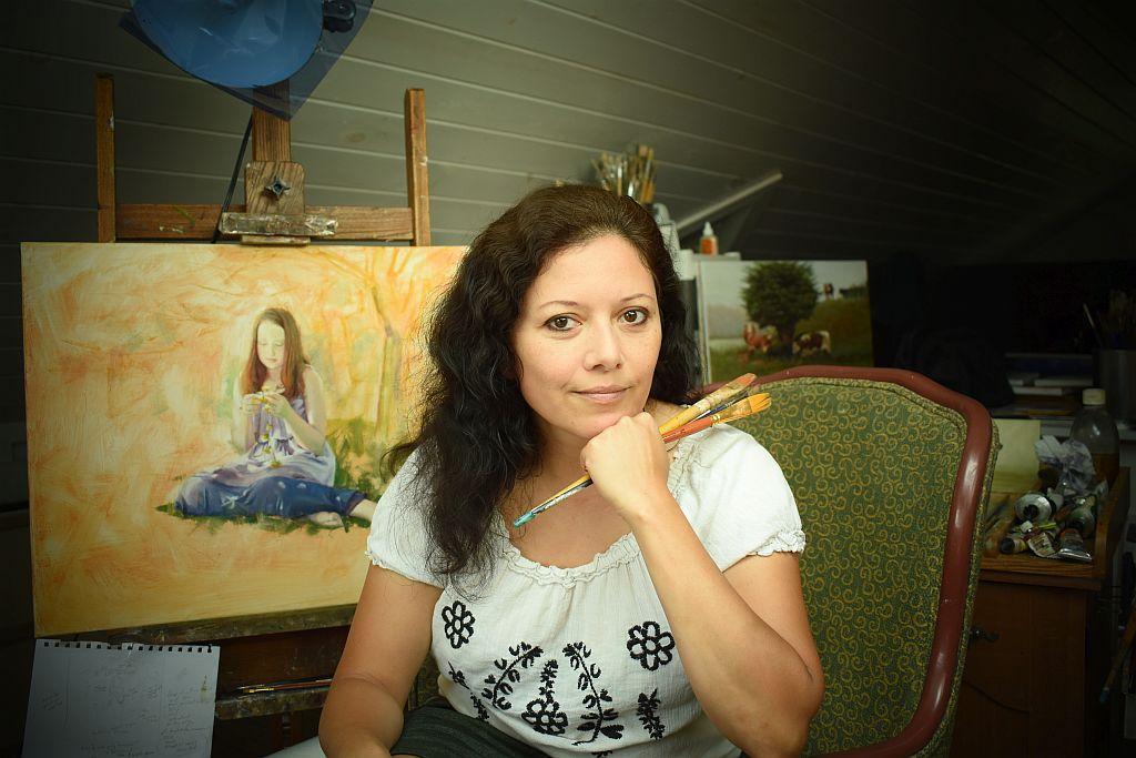 Artist Brion - Bibi S. Brion