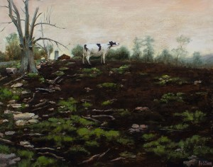 "Bibi S. Brion ""Break of Day"" 16x20 oil $2,400. Inquire"