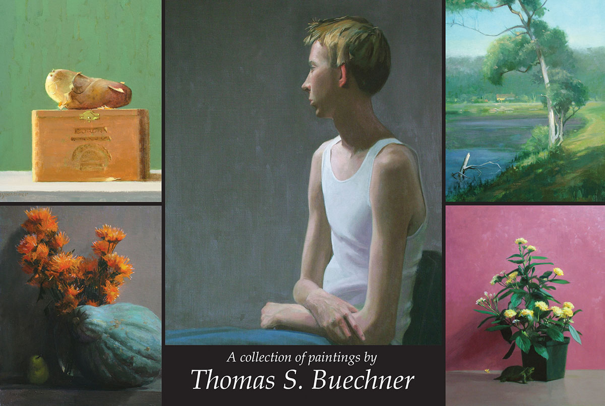 Buechner Tribute 2021 FRONT Final web - Current Showcasing: Tribute for Thomas S. Buechner