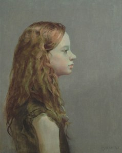 "Thomas S. Buechner ""Andrea Wood"" 16x20 oil $3,240."