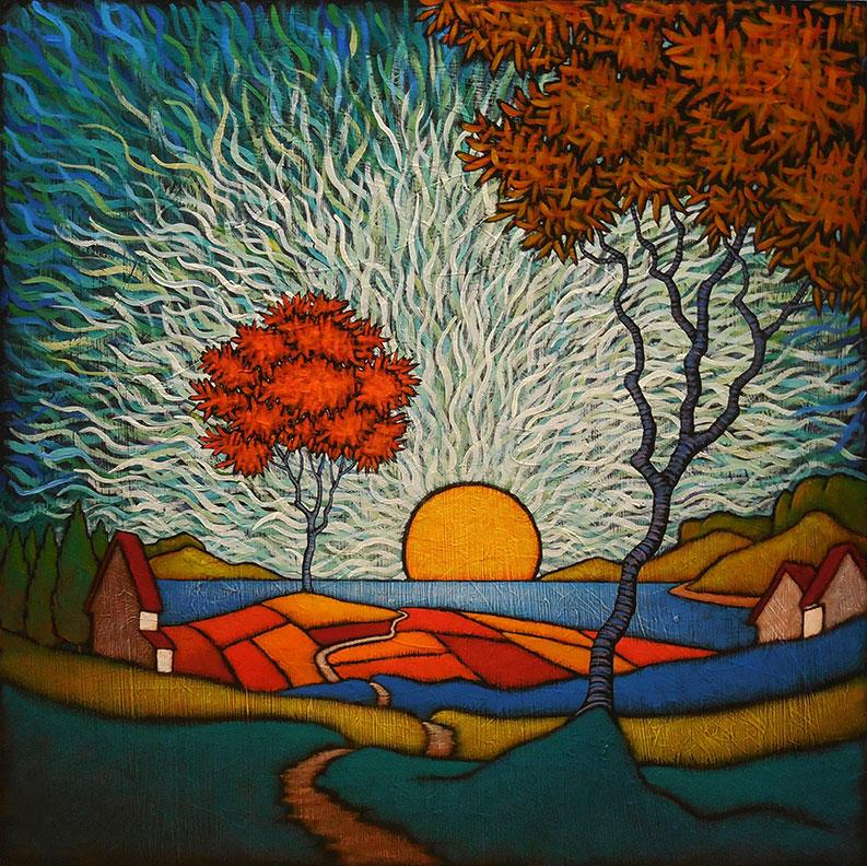 "MyersDayReborn - 2021 GC Myers:<br>""Through the Trees"""