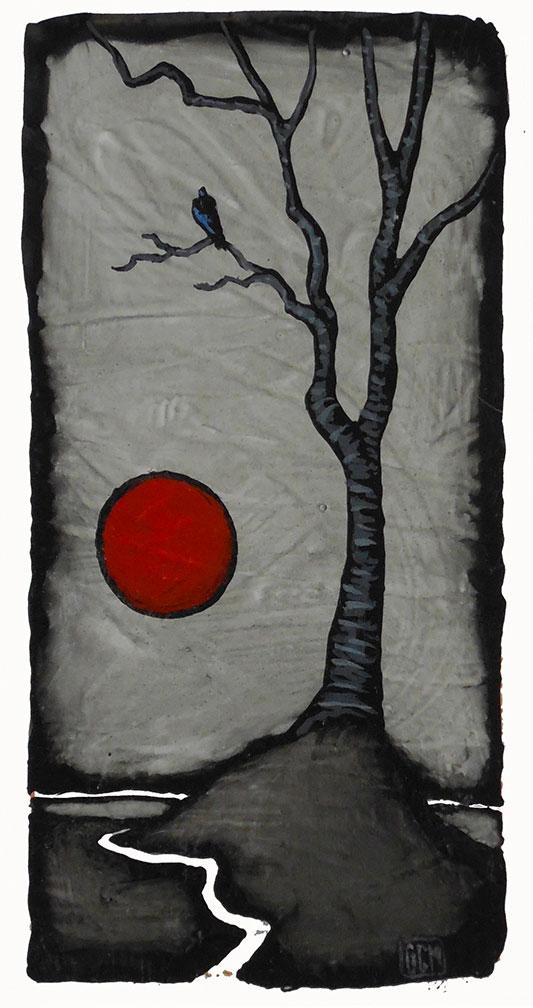 "MyersLookBack - 2021 GC Myers:<br>""Through the Trees"""