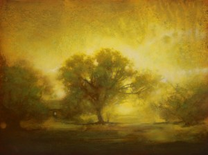 "Martin A. Poole ""Light in August"" 18x24 oil $2,350. Unframed (Inquire)"