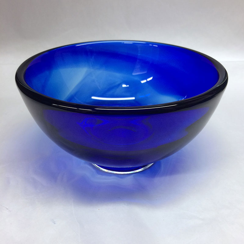 "Aaron Rovner-Buck ""Cobalt Bowl - Side"" Inquire"