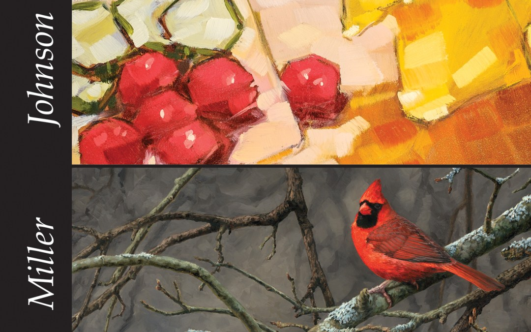 Opening Reception: 2019 Spotlight Exhibit featuring Cynthia Cratsley, Christina Johnson, Jennifer Miller and Judy Soprano