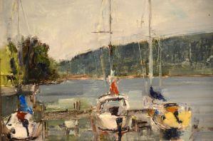 Baxter Keuka Sail Boats