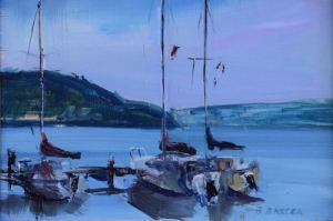 Baxter Yacht Clu Sloops