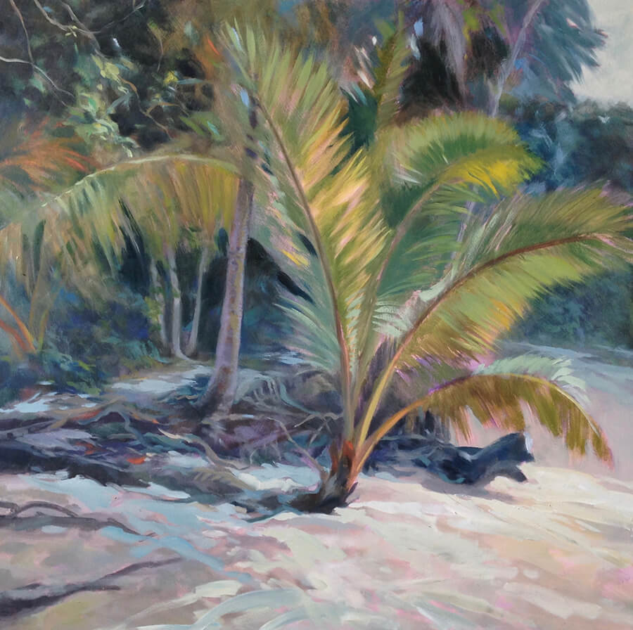 West End Gallery BialkeWarmSands - Anne Bialke