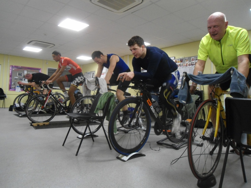 Winter turbo sessions