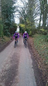 Club rides in Chiltern lanes