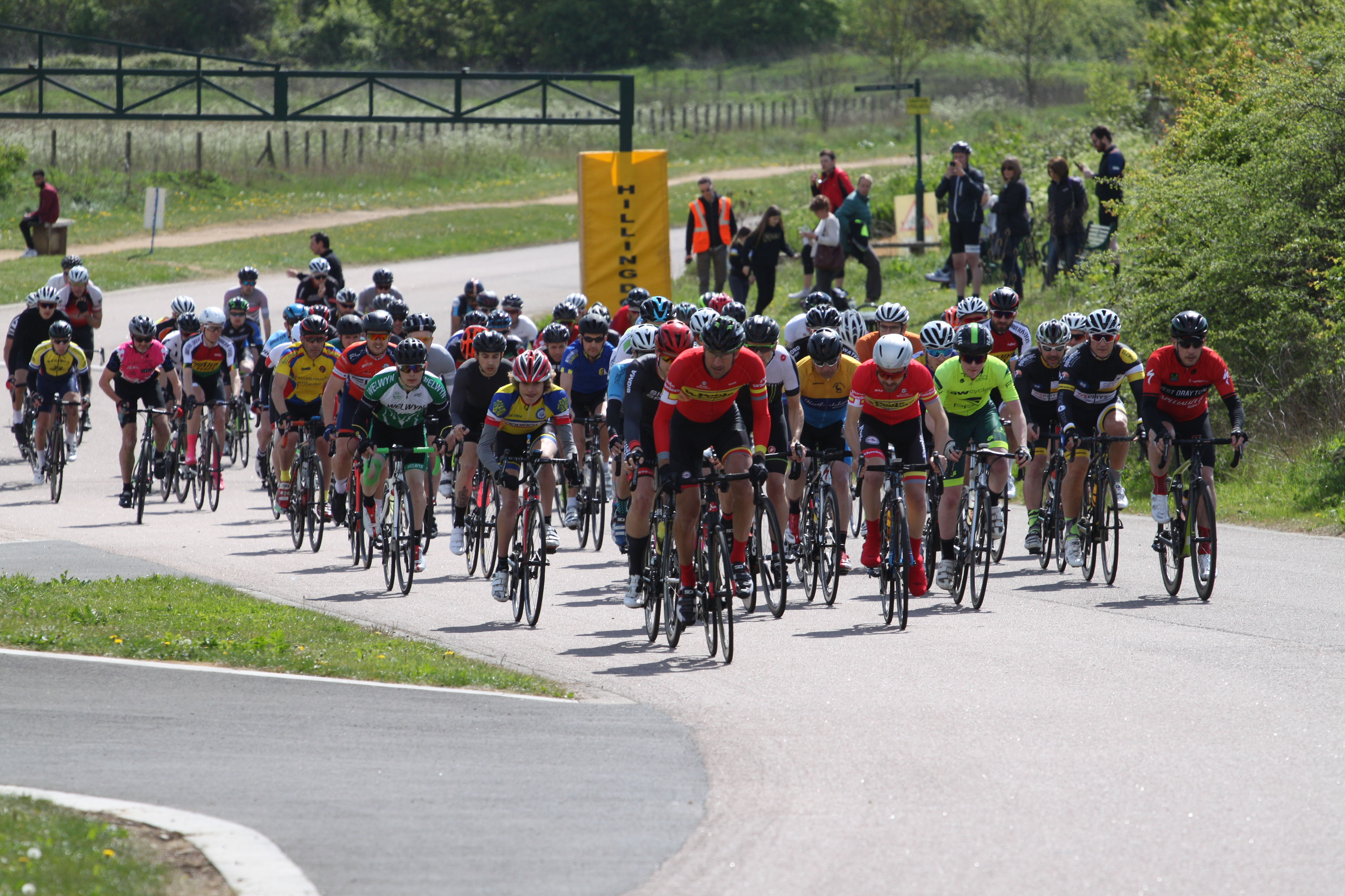 Westerley Spring Crits – results and pictures