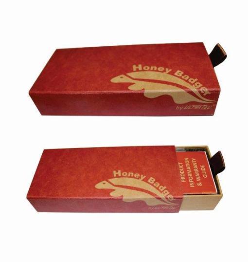 Honey Badger Knife Western Active Gift Box Only