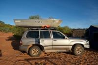 Dinghy Trailer/ Roof Rack Dilemma - Western Angler Forum ...