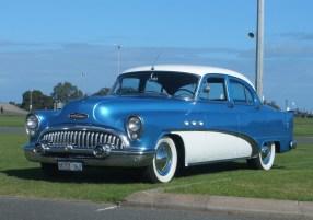 1953 Buick Special Deluxe Sedan