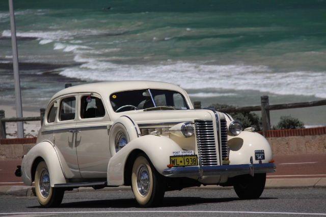 1938 Buick Century Sedan