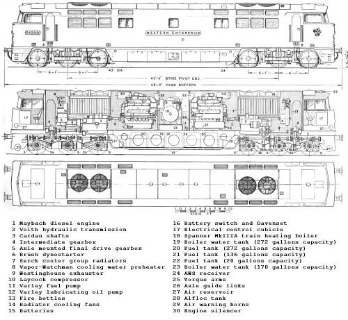 small resolution of british railways class 52 diesel