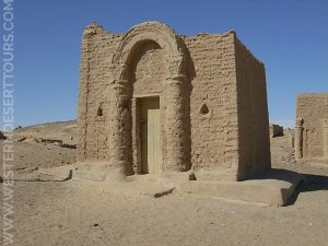 Chapel of Peace in the Necropolis of al-Bagawat