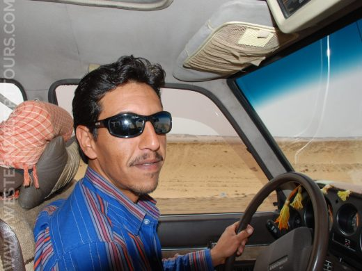 Khaled founded Western Desert Tours in 2000. He is a professional driver and tour guide with more than 16 years of experience; moreover, he is responsible for the organization of our tours.