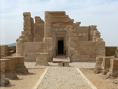 Portico of the Deir al-Hagar