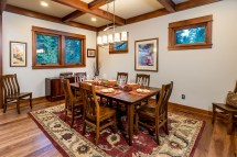 Northwest Mountain Lodge Home - Custom Design Services