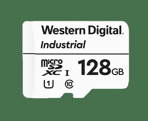 Industrial SD & microSD Cards