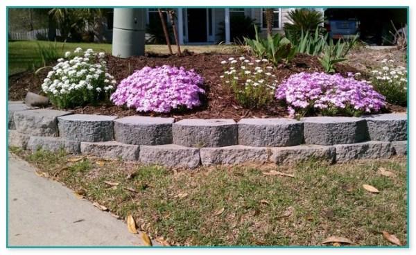 decorative bricks landscaping