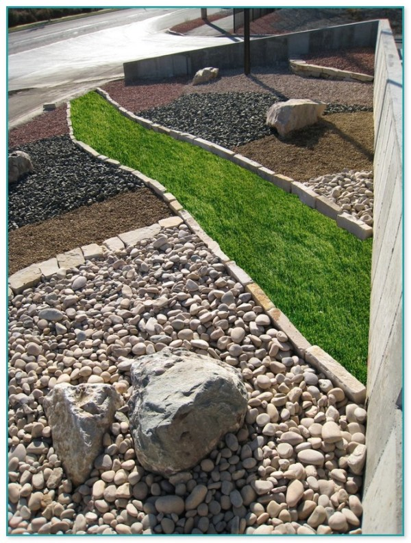 landscaping rocks lowes home