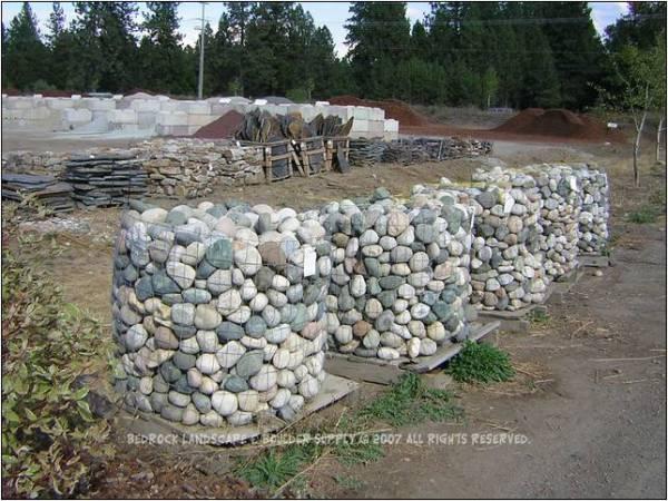 large river rocks