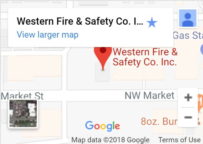Western Fire and Safety -Seattle, WA