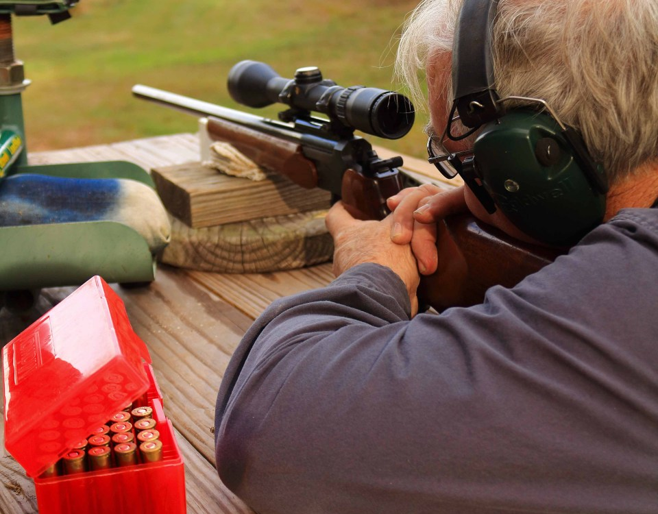 trigger control key to accurate shooting