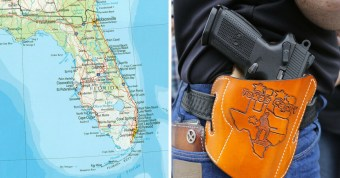 Florida Revokes Hundreds of Carry Permits After 'Deceitful' Worker Sabotages Background Check System