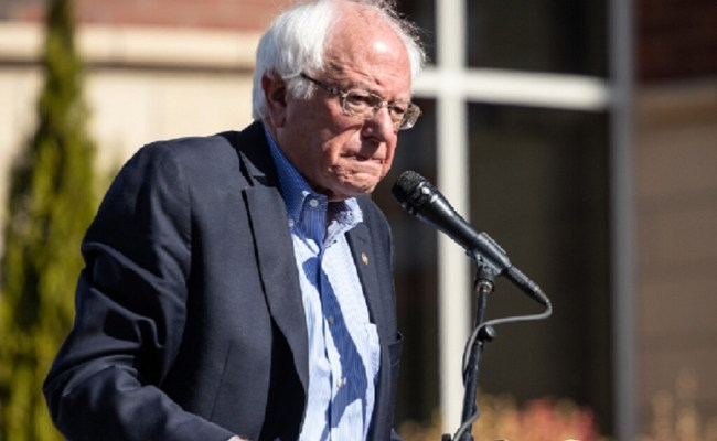 Bernie Sanders Accused Of Sexist Attack On Liz Cheney