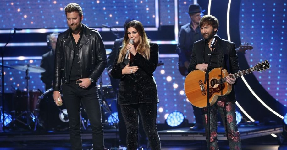 "The band formerly known as ""Lady Antebellum"" has changed its name to ""Lady A."""