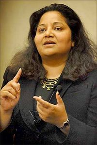 General Counsel and Senior Policy Advisor, Office of Management  & Budget, Preeta Bansal
