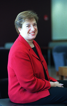 Solicitor General, Elena Kagan