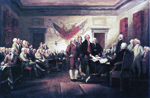 Declaration of Independence SC Is It Time To Reset the United States of America?