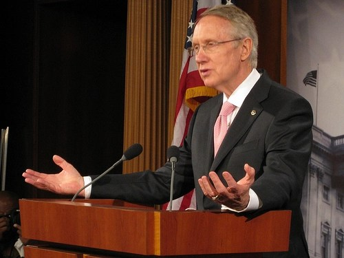 Harry Reid 4 SC Harry Reid and Son Called Crooks by Their Own Hometown Paper