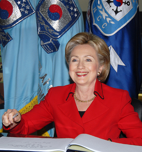 Hillary Clinton 10 SC Surreal: Clinton Pledges $45 Million in Aid to Al Qaeda in Syria