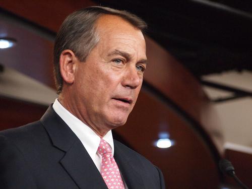John Boehner SC Boehner OKs Tea Party backed ObamaCare vote