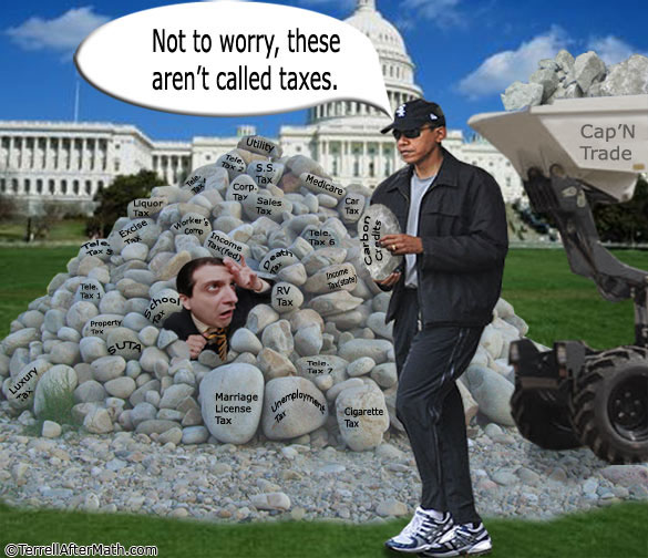 Obama Crushes Us With Taxes SC The 10 Latest Ways Obama Plans to Screw You