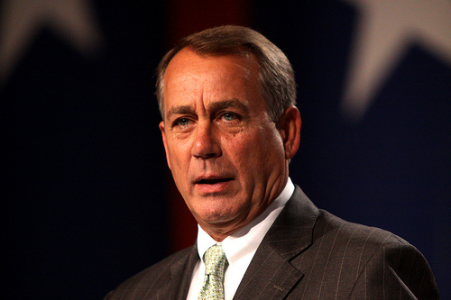 John Boehner 3 SC Breaking: Is Trayvon Stopping Boehner From Moving In On Holder?