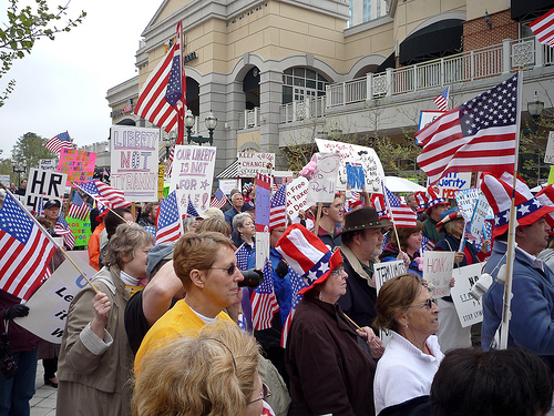 Tea Party SC Michael Reagan: Time to Get Mad