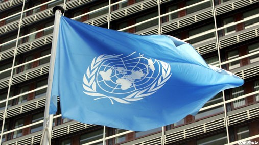 United Nations flag SC UN Small Arms Treaty Passes While Media Sleeps