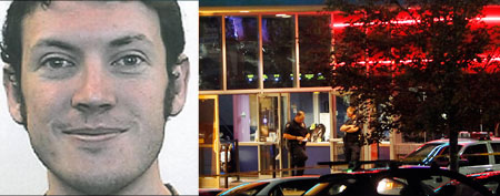 James Holmes SC Was Colorado Shooting Staged By The Government?