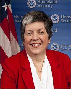 Janet Napolitano SC DHS loses track of 1 million foreigners