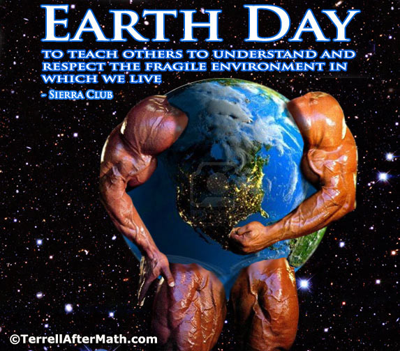 Earth Day For Sissies SC
