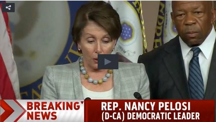 Pelosi Names 5 Democrats To Benghazi Special Committee