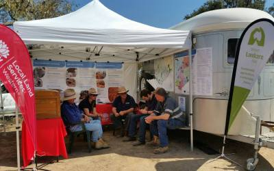 Bringing South Western NSW into the Landcare Network