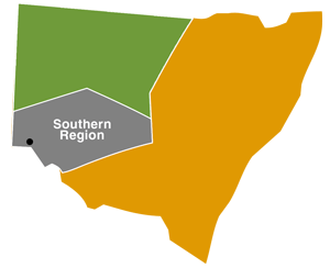 Southern Region – Wentworth